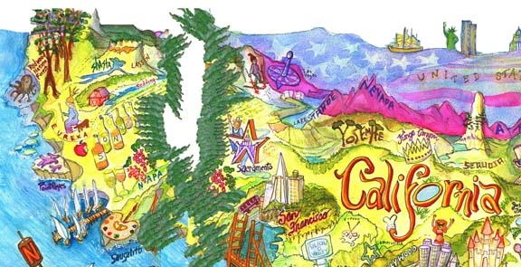 cal map clip____