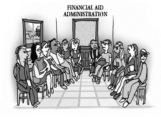 financial aid noise